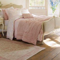 alfombra Malmaison rosa maquillaje 140x200