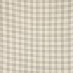 tejido de cuadros gingham lino oscuro