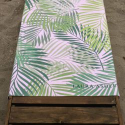 Toalla de playa Palm Leaves 90x160