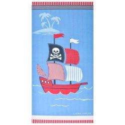 Toalla de playa Pirate 75x150