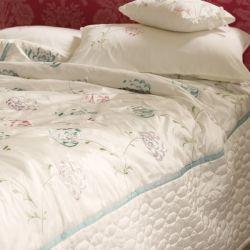 colcha de seda amiee grande