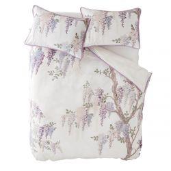 set de cama Wisteria iris pálido