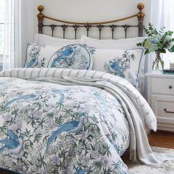 set de cama Osterley azul