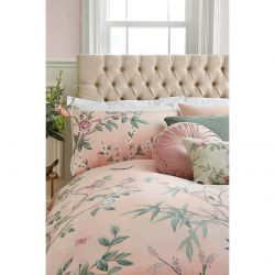conjunto de cama Eglantine rosa