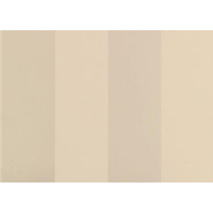 papel pintado de rayas en color lino natural de gran belleza y elegante