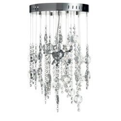 lámpara de cristal Astrid