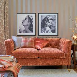 Retrato enmarcado Lauren Bacall