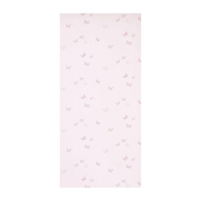 tejido estampado infantil bella butterfly rosa