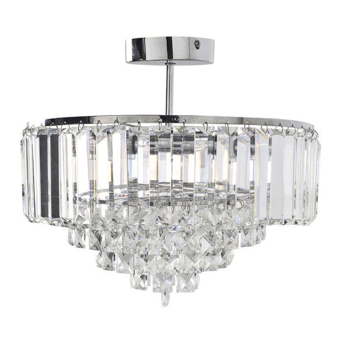lámpara de cristal vienna