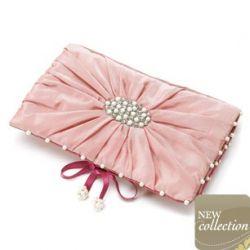 joyero enrollable metropolitan rosa