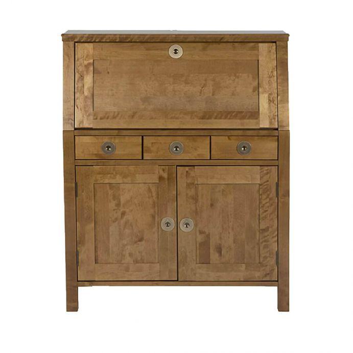 escritorio bureau Balmoral miel