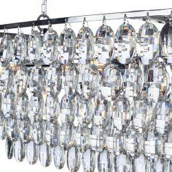 Lámpara de techo Leon colgante