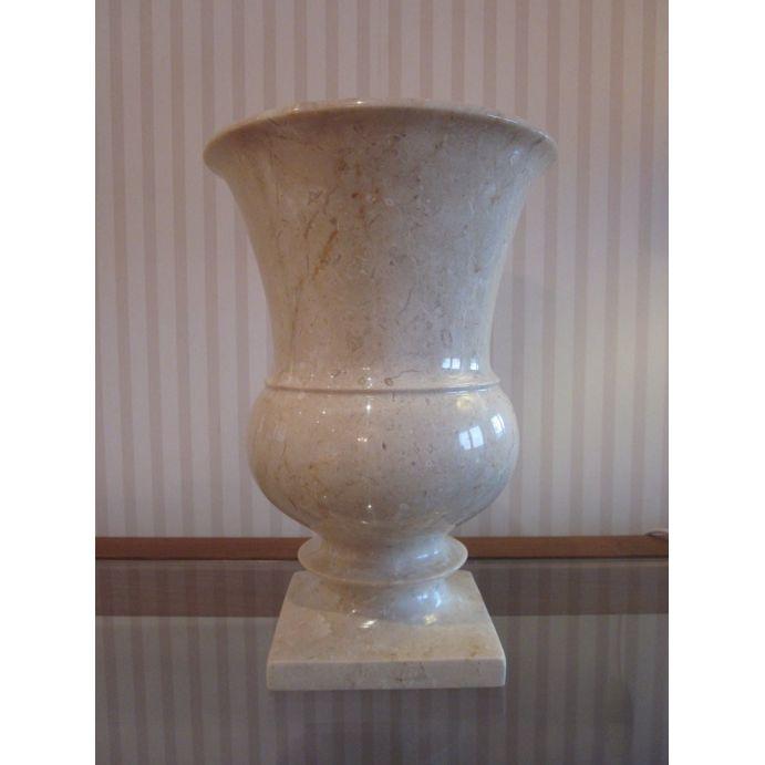 jarrón marmol
