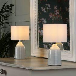 Conjunto de lámparas de mesa Penny