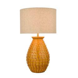 Lámpara de mesa Liza cerámica