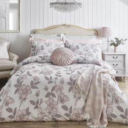 set de cama Fleurie mora
