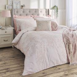 set de cama Picardie rosa pétalo