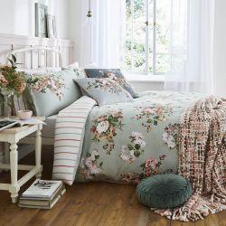set de cama Rosemore verde salvia