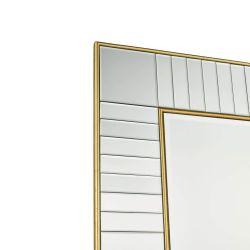 Espejo Clemence rectangular 88 x120