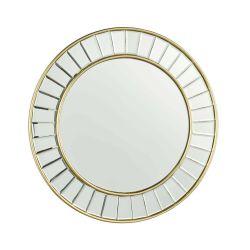 Espejo Clemence redondo 50