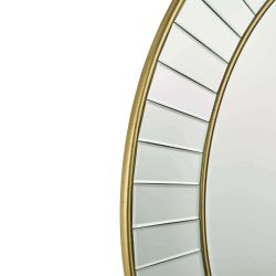Espejo Clemence redondo 120