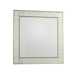 Espejo Clemence cuadrado 90x90