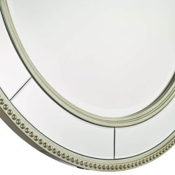 Espejo grande Nolton Champán dorado 110cm