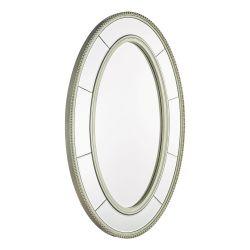 Espejo mediano Nolton Champán dorado 90cm