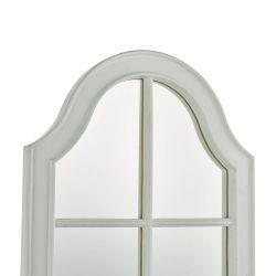 Espejo de pared Coombs Marfil 120 x56cm