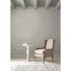 papel pintado Burnham gris claro