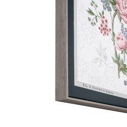 cuadro Tapestry Floral
