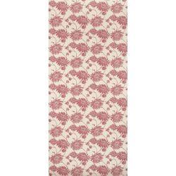 papel pintado kimono arándano y lino