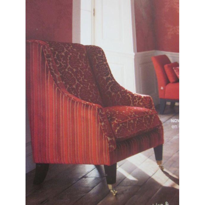 sillón addison tapizado