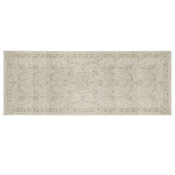 alfombra Victoriana gris claro 70x240