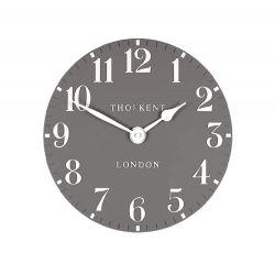 Reloj Arabic gris delfín 30cm