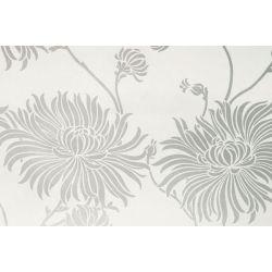 papel pintado kimono plata y hueso