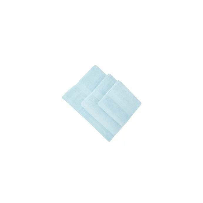 toallas extra suaves color azul cobalto