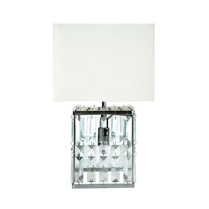 lámpara completa de mesa georgia