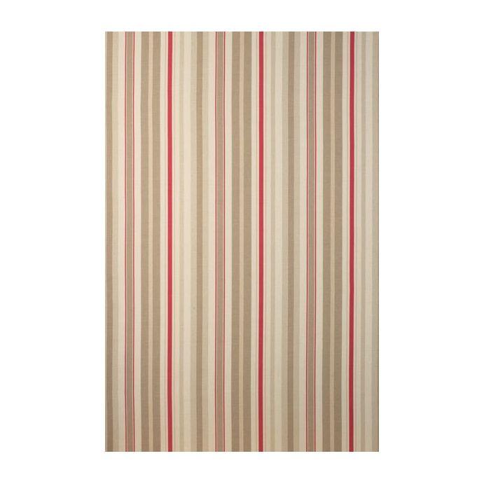 tejido mylor stripe tomate