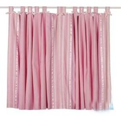 cortinas Melissa rosa