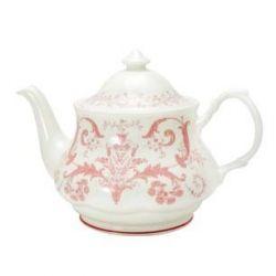tetera en porcelana diseño josette floral