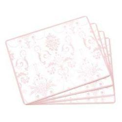 juego de cuatro manteles individuales josette flor
