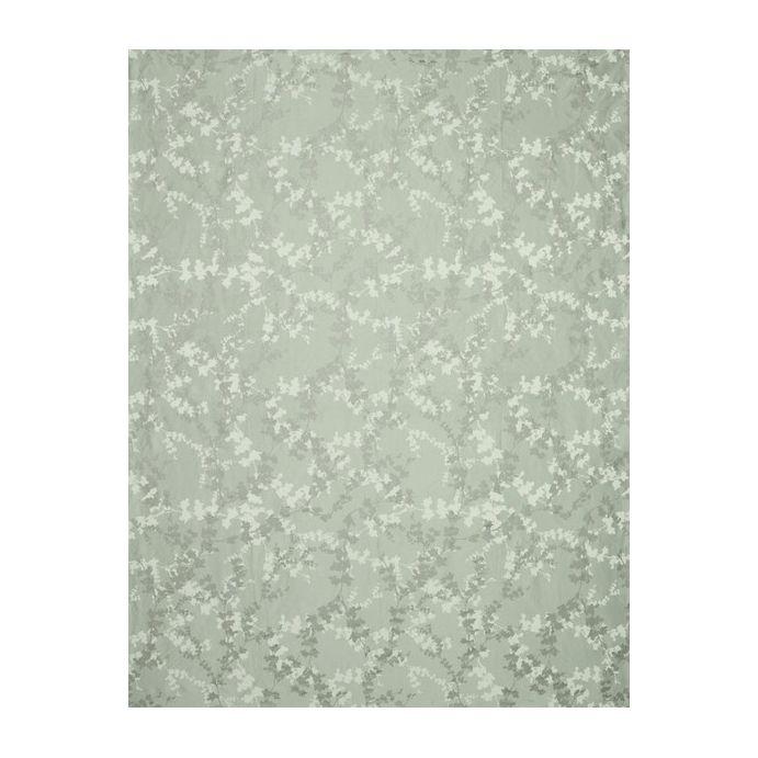 tejido de seda estampado hawthorn eau de nil