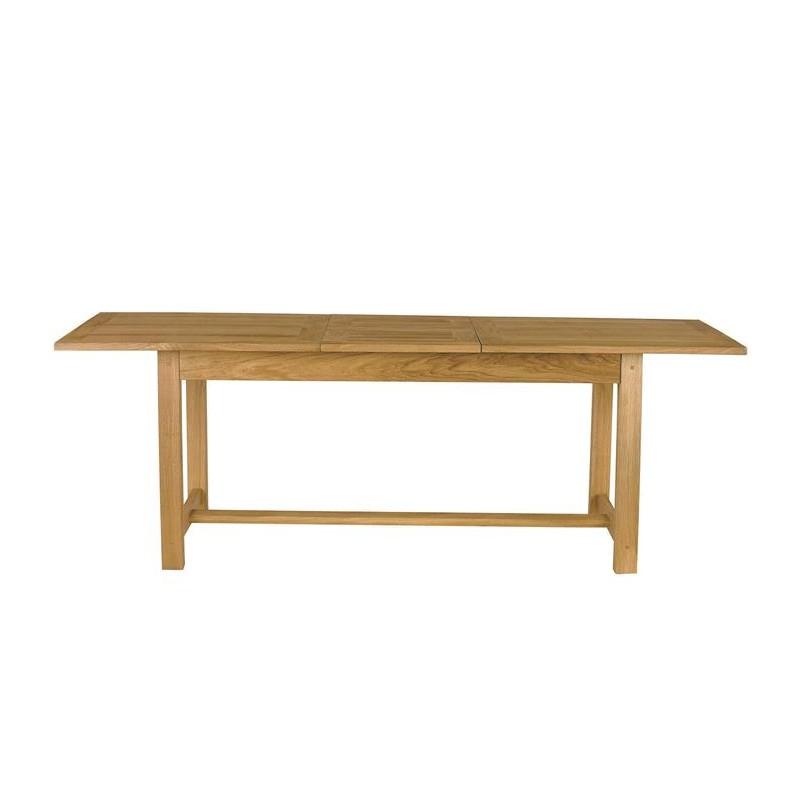 Comprar mesa de comedor extensible milton grande de dise o - Mesa de comedor grande ...