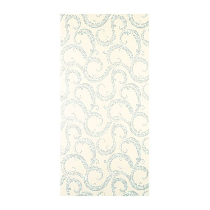 papel pintado marchmont azul verdoso
