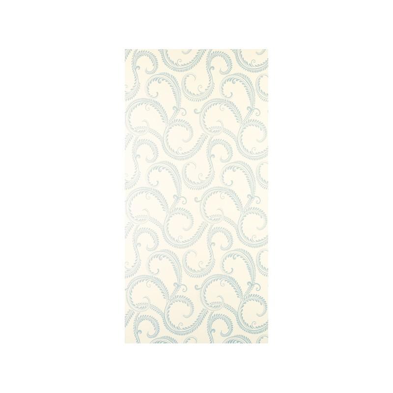 Comprar papel pintado marchmont azul verdoso de dise o - Laura ashley papel pintado ...