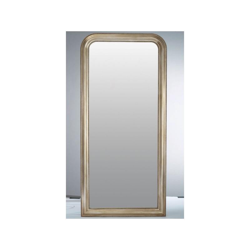 Comprar espejo de suelo olivia acabado champagne de dise o for Espejos de suelo