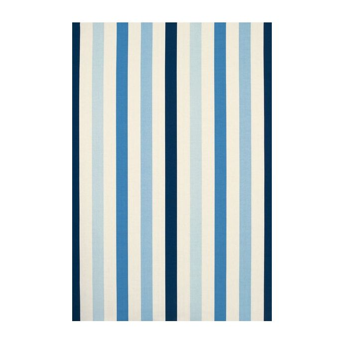 tejido porter stripe marina azul