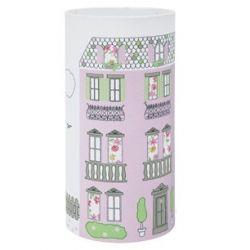 lámpara completa cilíndrica infantil dolls house