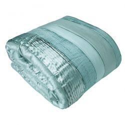 colcha leila azul verdoso